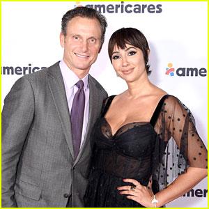 Scandal's Tony Goldwyn & OITNB's Jackie Cruz Bond at Americares Charity Event