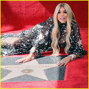 Wendy Williams is Honored with Star on Hollywood Walk of Fame!