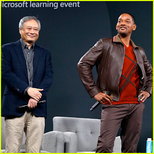 Will Smith Explains How Ang Lee Made Him Younger in 'Gemini Man'