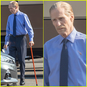 William Hurt Photographed on 'Black Widow' Set, Fans Theorize He Could Be Filming End Credits Scene
