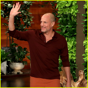 Woody Harrelson Explains Why He Wore George Harrison's Suit to Wimbledon