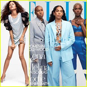 Zendaya, Lena Waithe & More Talk Pushing Boundaries In Elle's Women in Hollywood Issue