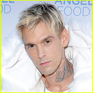 Aaron Carter Hospitalized in Florida