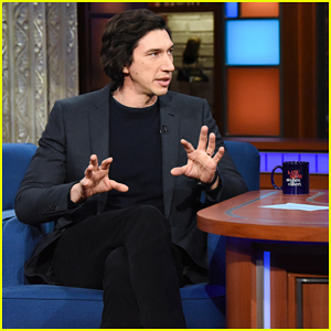 Adam Driver Reveals The 2 Souvenirs He Took From 'Star Wars: The Rise of Skywalker' Set - Watch Here!