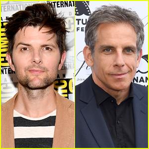 Adam Scott Will Star in a Ben Stiller-Produced Thriller Series 'Severance' for Apple TV+