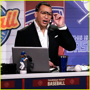 Alex Rodriguez Remixes Jennifer Lopez's 'Jenny From The Block' As Sportscaster with Jimmy Fallon!