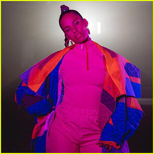 Alicia Keys Drops New Song 'Time Machine' - Watch Video!