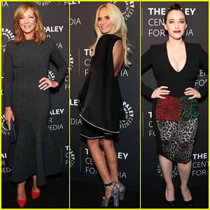 Allison Janney, Kristin Chenoweth & More Help Honor Comedy Legends at Paley Honors!