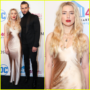 Amber Heard & Nico Tortorella Get Honored at Emery Awards 2019!
