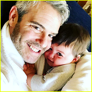Andy Cohen's Son Benjamin Named People's Cutest Baby Alive