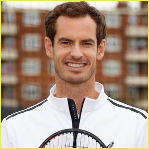 Andy Murray Reveals Name of Third Baby!