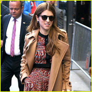 Anna Kendrick Shares Her Family's 'Weird' Holiday Tradition