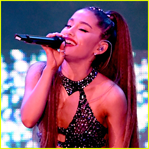 Ariana Grande Updates Fans On Health, Has Trouble Breathing During Show
