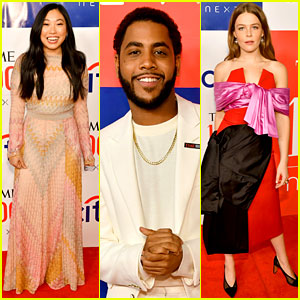 Awkwafina, Jharrel Jerome, & More Rising Stars Are Honored at Time 100 Next Gala