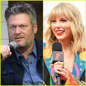 Blake Shelton Praises Taylor Swift, Says He Loves 'Listening to Her Talk'