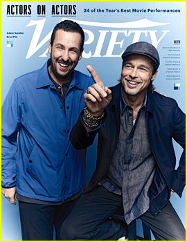 Brad Pitt Tells His Favorite Adam Sandler Story & Adam Confirms Every Detail Is True