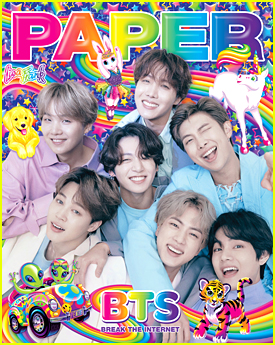 BTS Dish On The Music Genres They'd Love To Tackle with 'Paper' Magazine