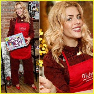 Busy Philipps is Getting into the Holiday Spirit with Michaels!
