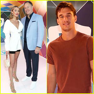 Candice Swanepoel & Tyler Cameron Support Vital Proteins Collagen Water Launch!