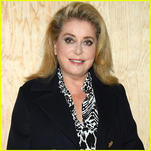 Catherine Deneuve Hospitalized After Suffering Minor Stroke
