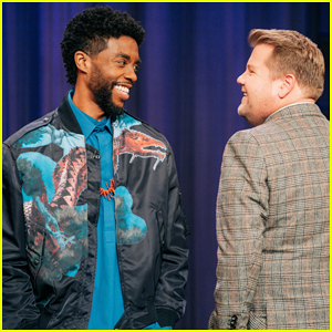 Chadwick Boseman Says He Leaves His Phone at Home on 'Purpose'!