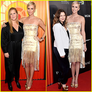 Charlize Theron's Celeb Friends Support Her at Africa Outreach Project Fundraiser!