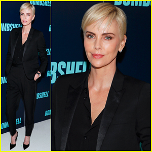 Charlize Theron Says She Didn't Want Politics To Overshadow 'Bombshell'!