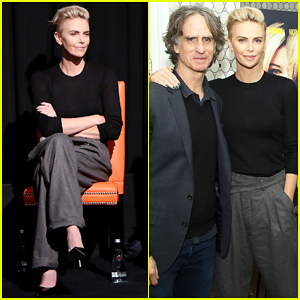 Charlize Theron Steps Out for New York Special Screening of 'Bombshell'!