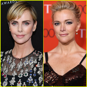 Charlize Theron Reveals She Wore Eight Prosthetic Pieces to Transform into Megyn Kelly for 'Bombshell'