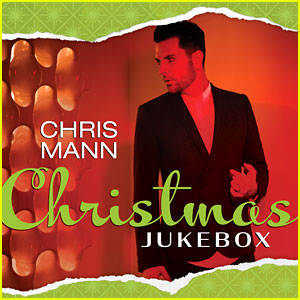 The Voice's Chris Mann Drops 'Christmas Jukebox' Album - Stream & Download Here!