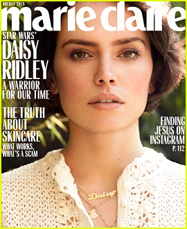 Daisy Ridley Has This to Say to Those Rumors She's Engaged to Tom Bateman