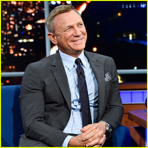Daniel Craig Confirms to Colbert That He's 'Done' with Bond