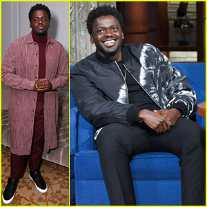 Daniel Kaluuya Hung Out At An Ohio Costco to Research His 'Queen & Slim' Role!