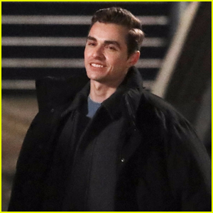 Dave Franco Works on Upcoming Quibi Series 'The Now' in Vancouver