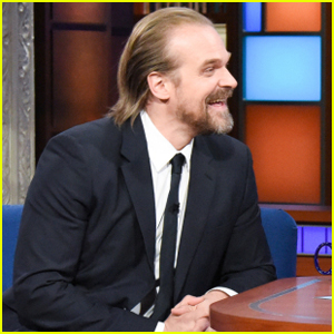 David Harbour Reacts to Being Named One of People's Sexiest Men of the Year - Watch!