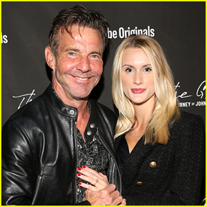 Dennis Quaid Responds to Those Questioning His Nearly 40-Year Age Gap with Fiancee Laura Savoie