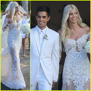 Devon Windsor Marries Longtime Love Johnny Dexter Barbara in St. Barts!