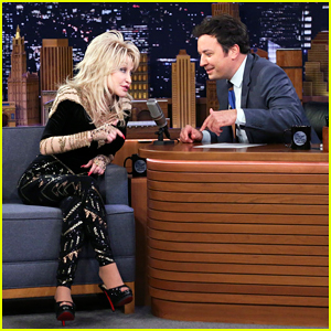 Dolly Parton Pranks Jimmy Fallon with Hilarious Story About Her Biggest Assets - Watch Here!