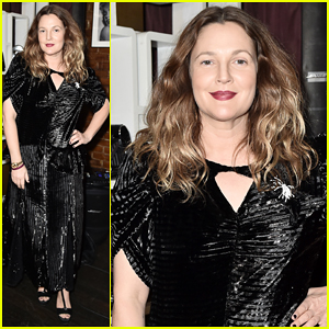 Drew Barrymore Hosts Nowaday Soiree in NYC!