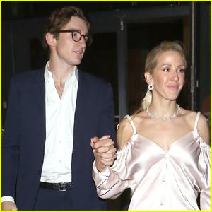 Ellie Goulding & Husband Caspar Jopling Couple Up for Centrepoint 50th Anniversary Gala!