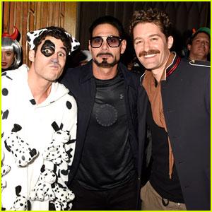Chris Colfer Halloween Costume 2020 Darren Criss, Matthew Morrison, & More 'Glee' Stars Unite on