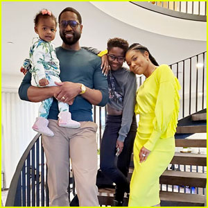 Gabrielle Union Shares Family Photos from Thanksgiving!