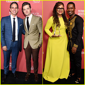 Greg Berlanti & Ava DuVernay Are the Patron of the Artists Award Recipients This Year!