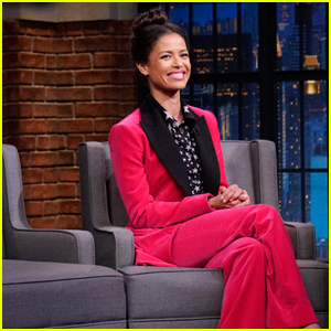Gugu Mbatha-Raw Reveals 'Friends' Helped Her Learn an American Accent - Watch!