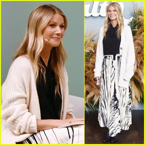 Gwyneth Paltrow Hosts In Goop Health Summit in San Francisco