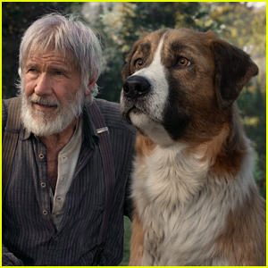 Harrison Ford Goes on Adventure With a Dog in 'Call of the Wild' Trailer - Watch!