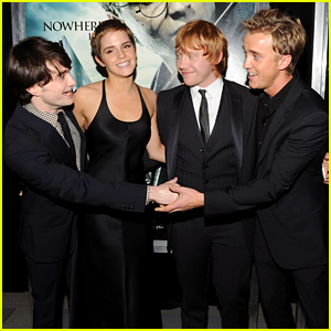 Rupert Grint Confirms There 'Was Always Something' Between 'Harry Potter' Co-Stars Emma Watson & Tom Felton