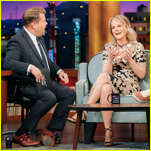 Helen Hunt Celebrated Her Birthday With A Sweet Potato As Her Cake!