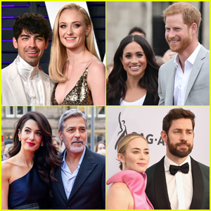 Celebrity Couples Reveal How They Met