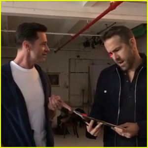Hugh Jackman Trolls Ryan Reynolds While Congratulating John Legend on Becoming People's Sexiest Man Alive - Watch!